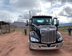 Peterbilt's Model 567 tractors have been making steady inroads into North American vocational...