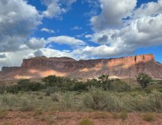 The Gateway Canyon Resort sits in Colorado's high desert and features stunning western views.