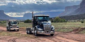 Peterbilt Shows Off Vocational, Medium-Duty Trucks [Photos]