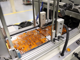 Circuit boards must be evaluated as part of the remanufacturing of mechatronic assemblies.