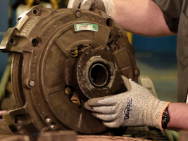 Remanufactured products can be better than new because the remanufacture can see how the product...