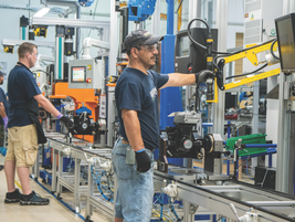 Remanufacturing allows equipment to be used longer, limits the impact on the environment and...