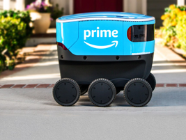 In January 2019, Amazon announced it would begin testing a new, all-electric, robotic delivery...