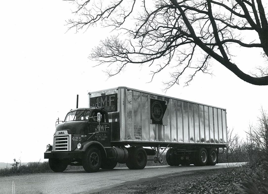 In the 1930s, OK Transfer bought Arkansas Motor Freight (AMF) and assumed its name. The company...