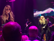 Country superstar Carrie Underwood was the headliner at Daimler Trucks North America's customer...