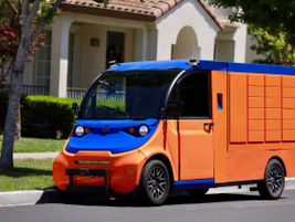 Boxbot, a last-mile logistics and automated vehicle startup company founded by veteran Tesla and...