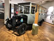 An early Volvo bus - circa 1929.