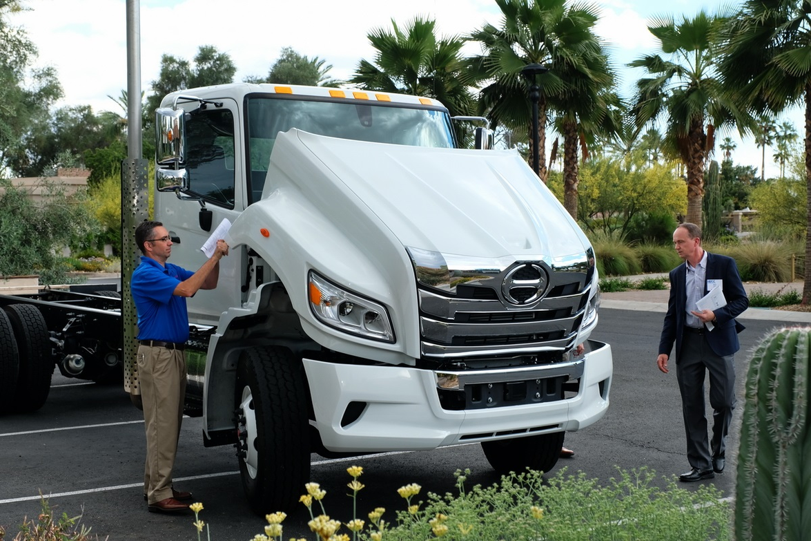 2019 Heavy Duty Trucking Exchange in Photos