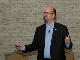 North American Council for Freight Efficiency Industry Engagement Director Dave Schaller spoke...