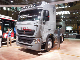 2018 IAA Commercial Vehicles Show Pt. 2 [Photos]