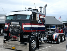 The Cabovers of Mid-America Trucking Show 2019 [Photos]