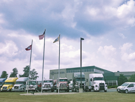 Kriete Group operates out of eight full-service sales, service and parts facilities in Wisconsin.
