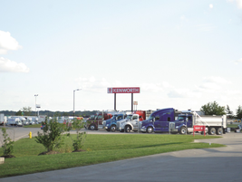 Palmer Trucks sells only Kenworth trucks out of its 10 locations in Indiana, Ohio, Kentucky and...