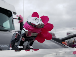 Trucking For a Cure Annual Truck Convoy [Photos]