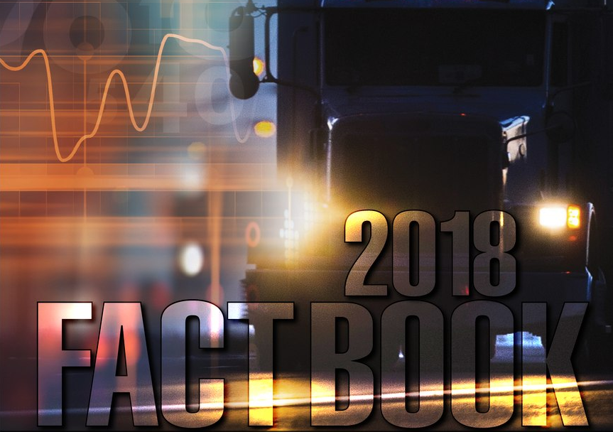 Heavy Duty Trucking Magazine's annual Fact Book is a statistical overview of the trucking...