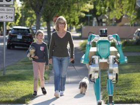 Autonomous Delivery Robots Go Mainstream [Photos]
