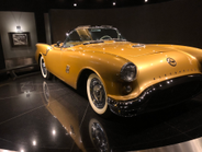 At time when Oldsmobile was trying to decide if it was going to be a luxury brand, or a...