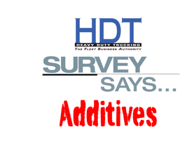 Survey Says: How Fleets Regard Fuel and Oil Additives
