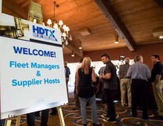 The Heavy Duty Trucking Exchange took place at theMcCormick Ranch outside Phoenix, Arizona.