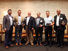 The 2019 HDT Truck Fleet Innovators. Read more about the winners here.