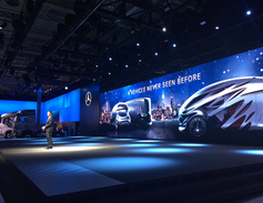 Mercedes-Benz Vans unveiled an autonomous concept can and says it will develop a real world...