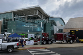 Mid-America Trucking Show 2019 in Photos