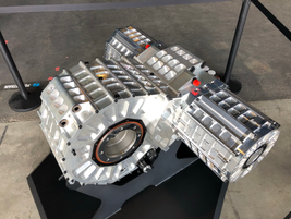 The Nokila Two's drive motor can deliver 1,000 horsepower and 2,000 lb-ft of torque. The truck...