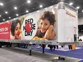 This Walgreens trailer promotes the Red Nose Day nonprofit, which is dedicated to ending child...