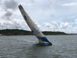 Getting front-row seats to the Volvo Ocean Race, in Gothenberg, Sweden, was definitely a...