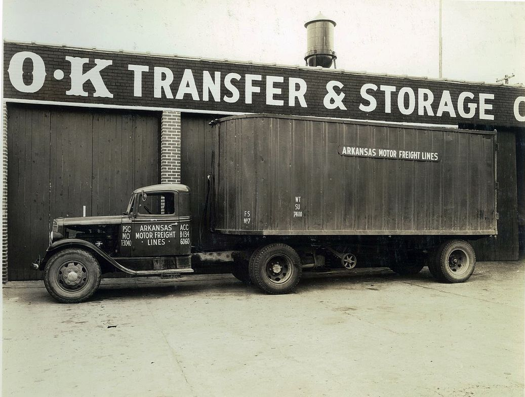ArcBest was formed in 1923 as OK Transfer & Storage Company, a local freight hauler based...