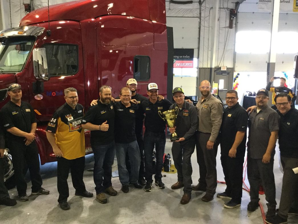 In November, I was invited out to visit Rush Truck Centers' Dallas dealership, where Rush...
