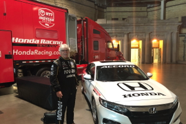 HDT Goes Indy Car in Toronto [Photos]