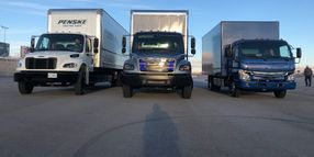 Daimler's Electric Trucks Come in Three Sizes [Photos]