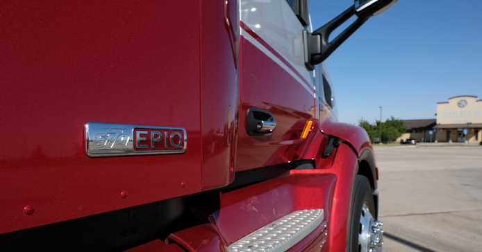 HDT Equipment editor, Jim Park, recently took a Peterbilt's 579 Epiq on a 1,000-mile trip...