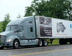 I did this test drive in June at Cummins' Jamestown, New York engine plant. The X15/Endurant...