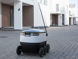 Launched by former Skype co-founders, Starship Technologies plans to introduce fleets of small...
