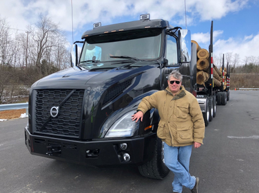 My first trip of the year was to Volvo's icy New River, Virginia, truck assembly plant, to see...