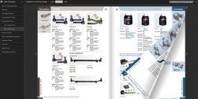Hendrickson Launches Digital Parts Catalog