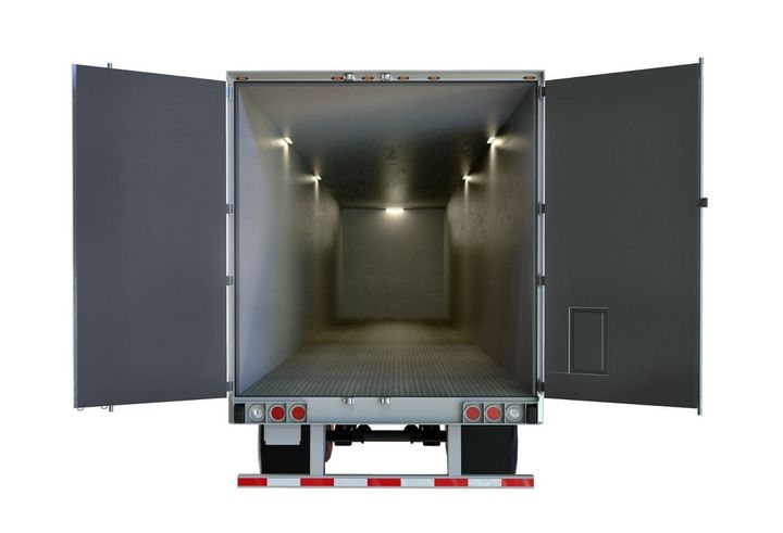 Phillips Industries has created a lighting solution for the interiors of dry van trailers with compact and high-output LEDs. - Photo courtesy Phillips Industries