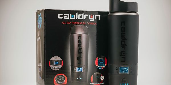 Cauldryn Simplifies Beverage Temperature
