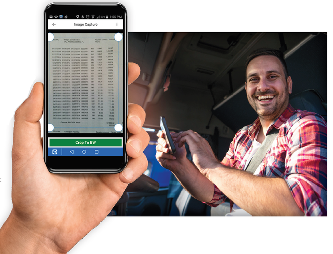 McLeod Software has released Version 19 of DocumentPower Enterprise, which includes a free version of its Mobile Capture App for mobile devices. - Photo via McLeod Software