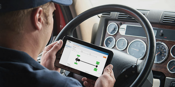 Advantage PressurePro's Fleet TPMS app is a comprehensive tire performance management tool for...