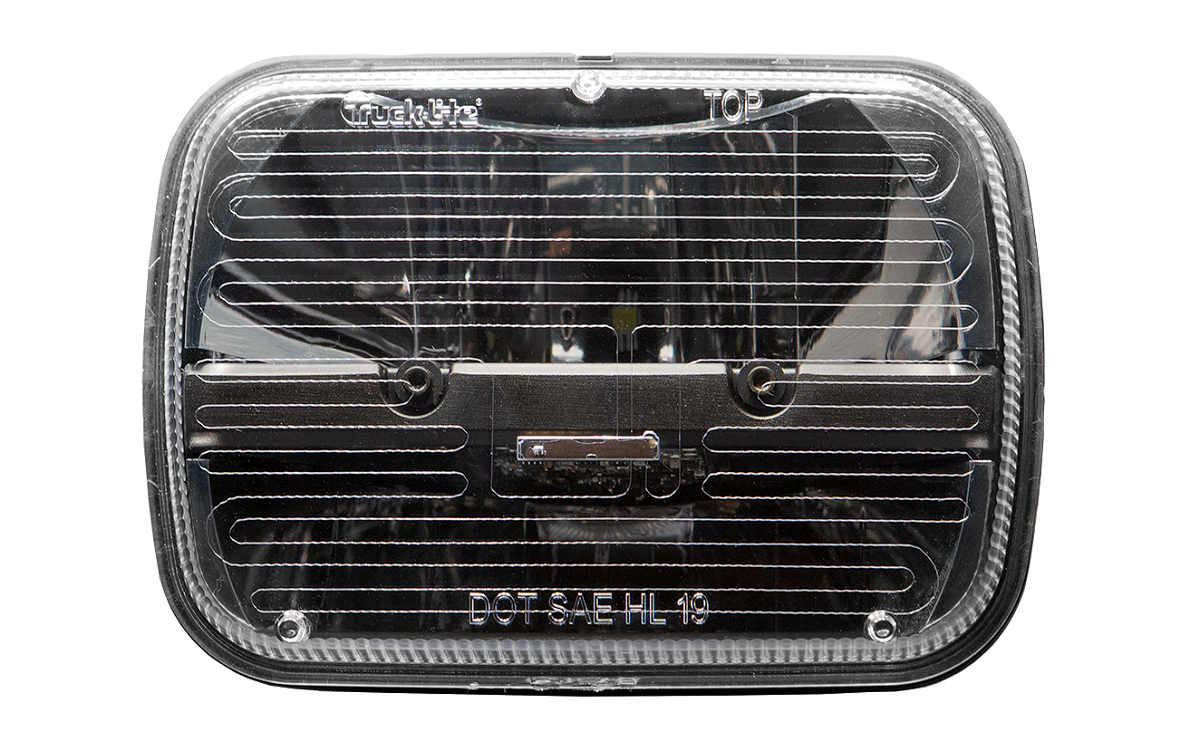 Truck-Lite Releases Heated Rectangular LED Headlights