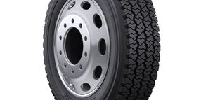 Bridgestone All-Position Tire Designed for Regional Operations