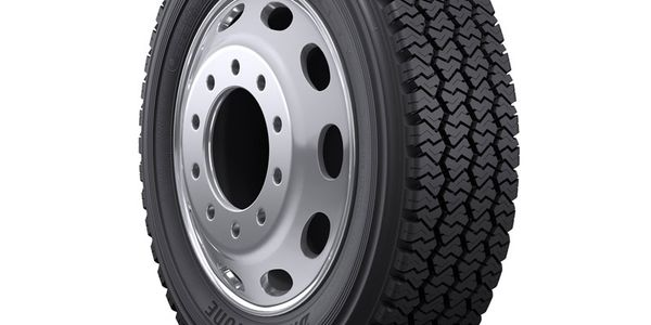 The Bridgestone M704 tire is the company's newest, high-scrub, all position tire for regional...