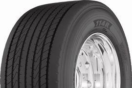 Yokohama Ultra-Wide-Base Tire Designed for High-Scrub Operations