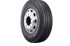 M713 Ecopia Drive Tire Saves Fuel and Extends Tread Life