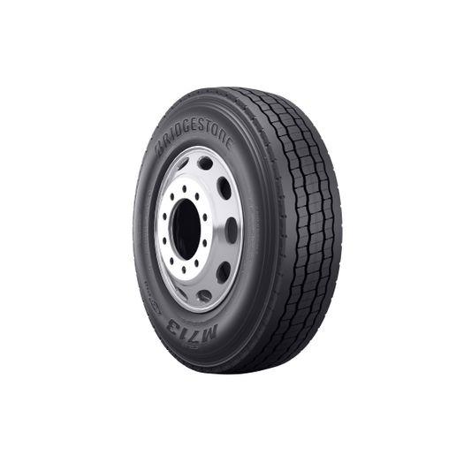 Bridgestone M713 Ecopia Drive Tire. - Photo: Bridgestone Americas