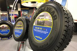 Goodyear Introduces new Fuel Max RTD Tire Sizes