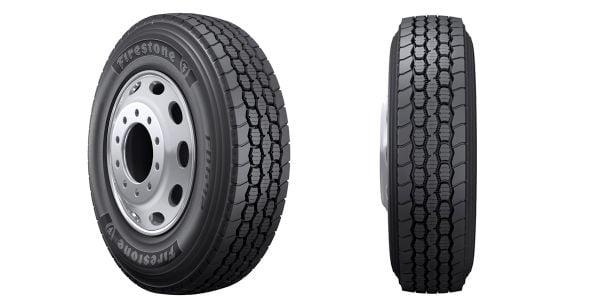 Bridgestone's New Fuel-Efficient Drive Tire